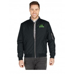 Christian Jeep Men's Bomber...
