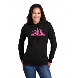 Christian Jeep Ladies Hoodie