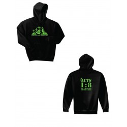 Christian Jeep Youth Hoodie