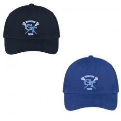 GT Lacrosse Baseball Cap