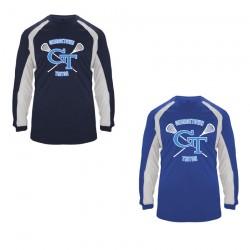 GT Lacrosse Wicking Shirt