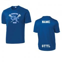 GT Lacrosse Shooter Shirt