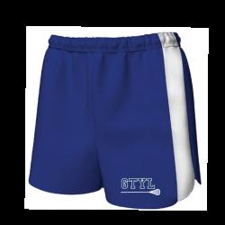 GT Lacrosse Girls Shorts