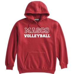 Masco Volleyball Cotton Hoodie