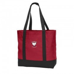 Pets and People Nylon Tote Bag