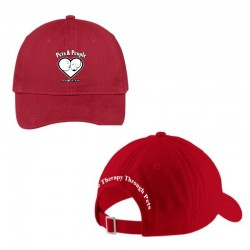 Pets and People Baseball Cap
