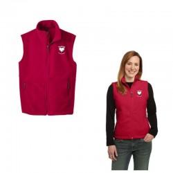 Pets and People Fleece Vest