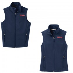 Tribal Men's and Ladies Soft Shell Vest